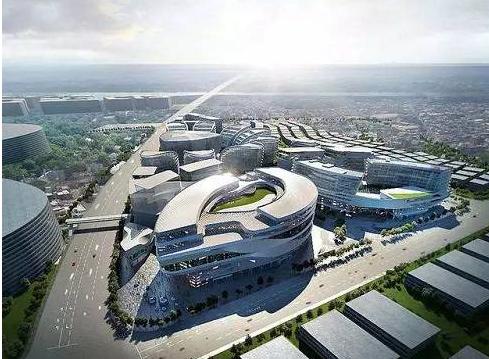 虹桥商务区打造新增投资意向首选区域