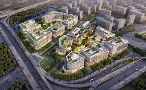 虹桥国际开放枢纽核心功能区2025年初步建成