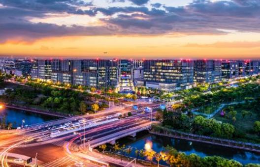 虹桥国际开放枢纽建设再升级 中骏持续深耕大虹桥区域