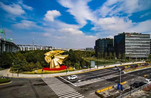 虹桥商务区今年全球首个A级车展 商务区多家企业精彩亮相