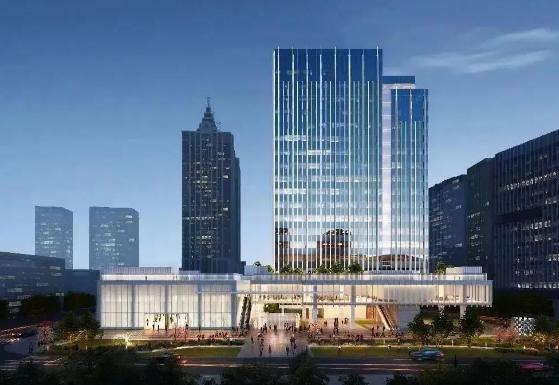 虹桥商圈这一在建商业归纳体迎来新进展!