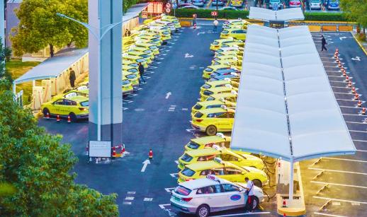 虹桥机场低碳项目入选生态环境部全国典型案例