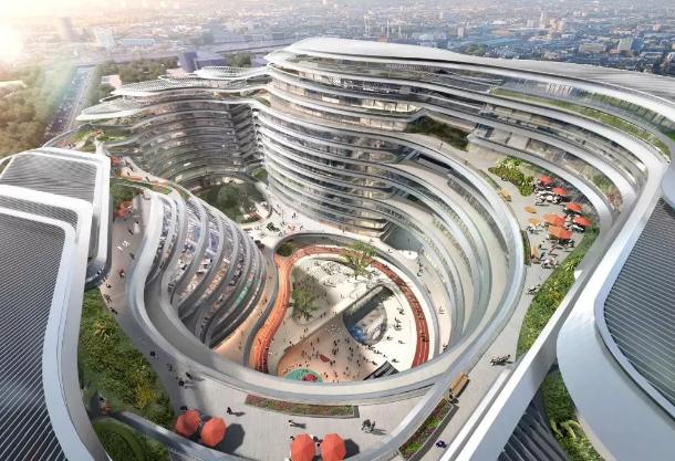 为什么这些中国品牌纷纷围绕大虹桥设立全球总部?