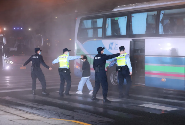 2021年上海虹桥综合交通枢纽综合演练圆满完成!
